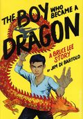 Boy Who Became a Dragon HC (2020 Scholastic Graphix) A Bruce Lee Story 1-1ST