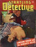 Startling Detective Adventures (1929-1974 Fawcett) Pulp 148