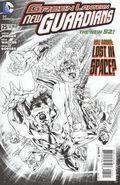 Green Lantern New Guardians (2011) 25B