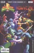 Power Rangers Teenage Mutant Ninja Turtles (2019 Boom) 1N