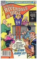 Archie at Riverdale High (1972) Canadian Editions 98