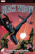 Black Widow Beware the Black Widow TPB (2020 Marvel) Epic Collection 1-1ST