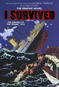 I Survived: I the Sinking of the Titanic 1912 HC (2020 Scholastic Graphix) 1-1ST