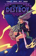 She Said Destroy TPB (2019 Vault Comics) 1A-1ST