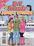 B and V Friends Double Digest (2010 Archie) 278