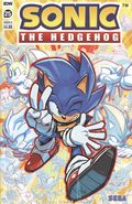 Sonic The Hedgehog (2018 IDW) 25A