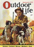 Outdoor Life (1926-1974 Godfrey Hammond) Magazine Vol. 70 #3