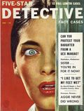 Five-Star Detective Fact Cases (1954 Five-Star Magazines) Vol. 1 #4
