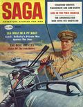 Saga Magazine (1950 2nd Series) Vol. 16 #5