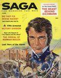 Saga Magazine (1950 2nd Series) Vol. 22 #3