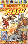 Flash Giant (2019 DC 1st Series) Walmart Exclusive 2