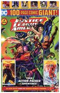DC 100-Page Comic Giant Justice League (2018 DC) Walmart Edition 7