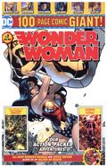 Wonder Woman Giant (2019 DC 1st Series) Walmart Exclusive 2