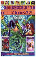 DC 100-Page Comic Giant Teen Titans (2018 DC) Walmart Edition 7