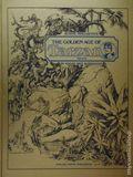 Burne Hogarth's The Golden Age of Tarzan 1939-1942 HC (1977 Chelsea House) 1N-1ST