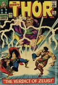 Thor (1962-1996 1st Series) UK Edition 129UK