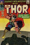 Thor (1962-1996 1st Series) UK Edition 125UK