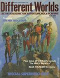 Different Worlds (1979-1987 Different Worlds Publications) 30