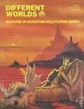 Different Worlds (1979-1987 Different Worlds Publications) 8
