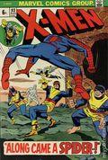Uncanny X-Men (1963 1st Series) UK Edition 83UK