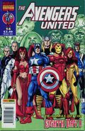 Avengers United (2001-2009 Panini) Marvel Collectors' Edition 14