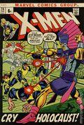 Uncanny X-Men (1963 1st Series) UK Edition 74UK