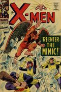 Uncanny X-Men (1963 1st Series) UK Edition 27UK