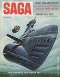 Saga Magazine (1950 2nd Series) Vol. 6 #6