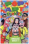 Pop ARt Funnies (2005 MPH Comics) 4