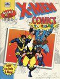 X-Men Comics to Color SC (1992 Golden) 3488-1