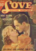 Love Fiction Monthly (1934-1949 Periodical House) Pulp Vol. 3 #2