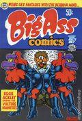 Big Ass Comics (1969-1971) #1, 6th Printing