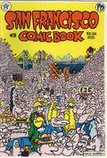 San Francisco Comic Book (1970 Print Mint) 5