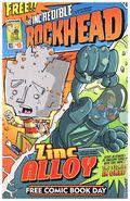 Rockhead and Zinc Alloy (2012 Capstone) FCBD 0