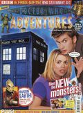 Doctor Who Adventures (2006-2015 BBC/Immediate Media) 1st Series 1
