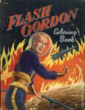 Flash Gordon Coloring Book SC (1952 King Features) 217525