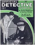 Official Detective Stories (1934-1995 Detective Stories Publishing) Vol. 9 #1