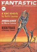 Fantastic (1952-1980 Ziff-Davis/Ultimate) [Fantastic Science Fiction/Fantastic Stories of Imagination] Vol. 11 #12