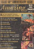 Amazing Stories (1926-Present Experimenter) Pulp Vol. 40 #5