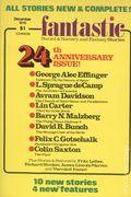 Fantastic (1952-1980 Ziff-Davis/Ultimate) [Fantastic Science Fiction/Fantastic Stories of Imagination] Vol. 25 #1