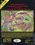Dungeons and Dragons Expedition to the Barrier Peaks SC (1980 TSR) Dungeon Module S3-1ST