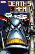 Death's Head Peace Keeping Agent TPB (2020 Marvel) 1-1ST