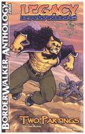 Borderwalker Anthology (2004 Menagerie Publications) 1