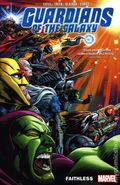 Guardians of the Galaxy TPB (2019 Marvel) By Donny Cates 2-1ST