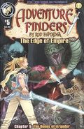 Adventure Finders The Edge of Empire (2019 Action Lab) Volume 2 5
