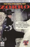 AM Archives Zorro 1958 Dell Four Color (2020 American Mythology) 882A