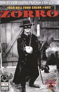 AM Archives Zorro 1958 Dell Four Color (2020 American Mythology) 882B