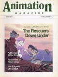 Animation Magazine (1985) Vol. 4 #1