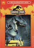 Jurassic Park Big Coloring/Activity Book SC (1993 Golden Books) 1-1ST