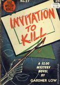 Prize Mystery Novels (1943-1947 Crestwood Publishing) Digest 17